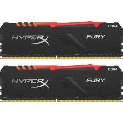 KINGSTON Memory HX432C16FB3AK2/16, DDR4, 3200MHz, 16GB