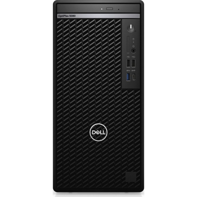 DELL PC Optiplex 5080MT/i7-10700/8GB/256GB SSD/DVD-RW/UHD Graphics 630/Win 10 Pro/5Y NBD
