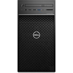 DELL Workstation PC Precision 3640 MT/i5-10500/8GB/256GB SSD + 1TB HDD/Quadro P620 2GB/DVD-RW/Win 10 Pro/5Y NBD