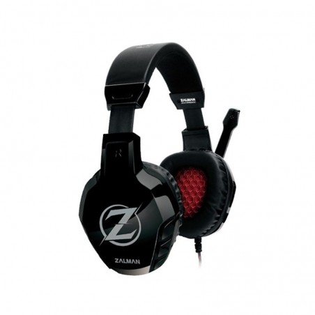 ZALMAN GAMING HEADSET 3.5mm 50MM Black ZM-HPS300