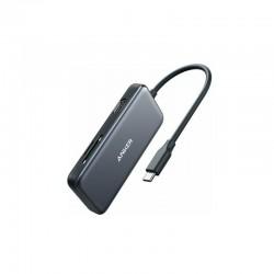 ANKER PREMIUM 5 IN1 USB-C HUB.2xUSB3.HDMI.MEM CARD