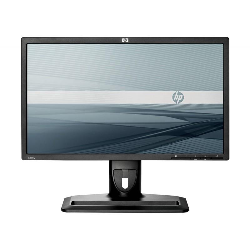 """HP used Οθόνη ZR22W, 22"""" Full HD, USB/DVI-D/VGA/DisplayPort, IPS, SQ"""