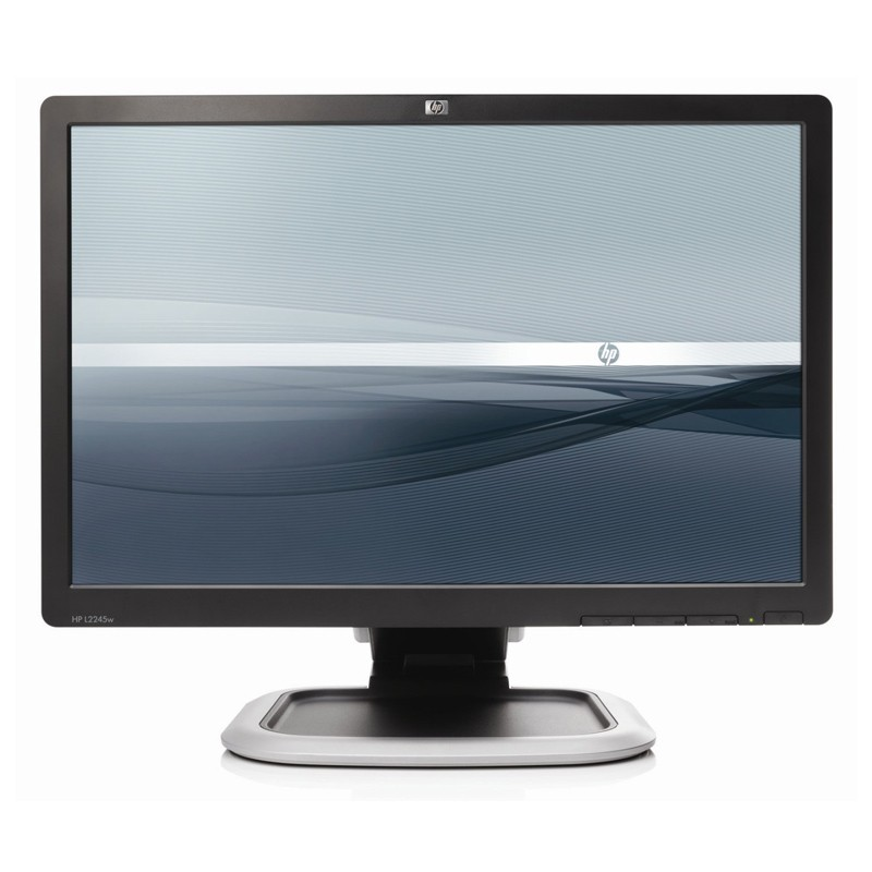 "HP used οθόνη L2245W LCD, 22"" 1680x1050px, VGA/DVI-D, SQ"