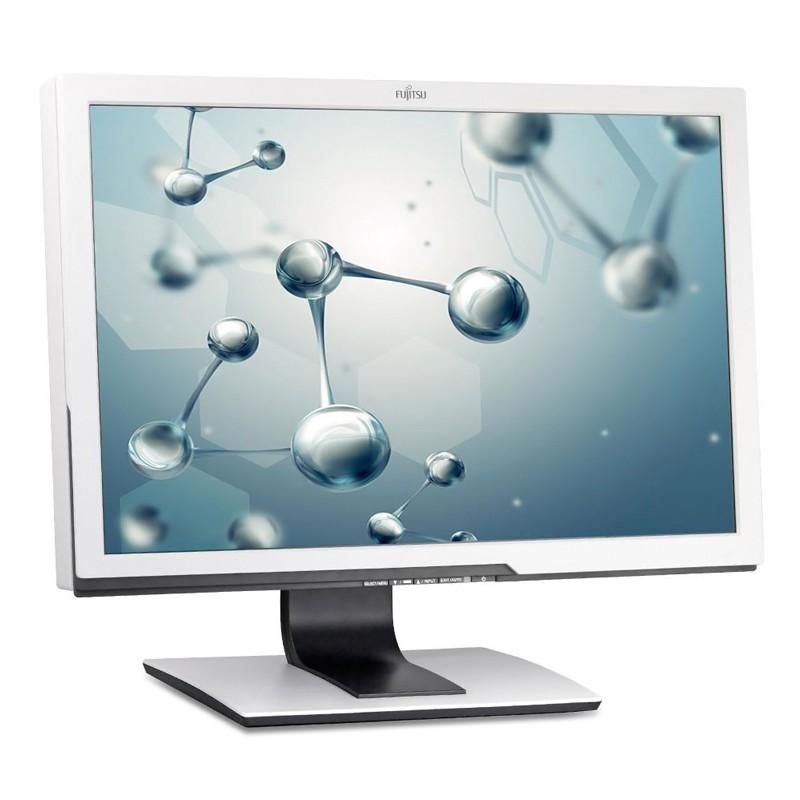 """FUJITSU used οθόνη P24W-5 LCD IPS, 24"""" 1920x1200px, VGA/DVI-D, FQ"""