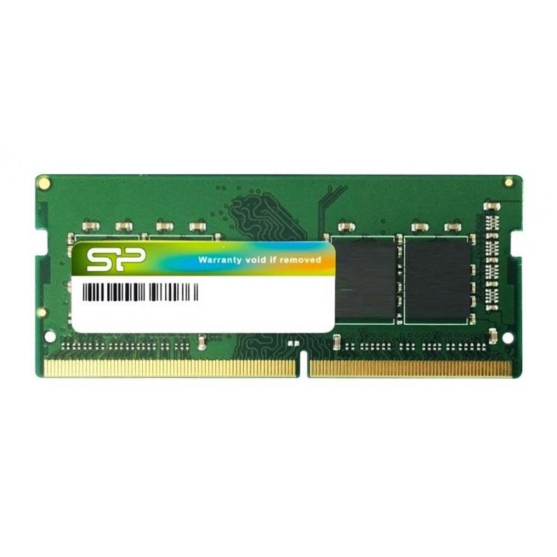 SILICON POWER Μνήμη DDR4 SODimm, 8GB, 2400MHz, CL17