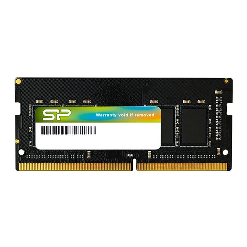 SILICON POWER μνήμη DDR4 SODIMM SP004GBSFU240N02, 4GB, 2400MHz, CL17