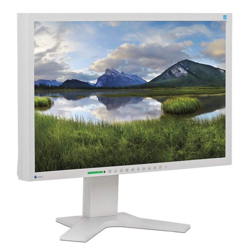 """EIZO used οθόνη S2202W LCD, 22"""" 1680x1050px, VGA/DVI-D, με ηχεία, FQ"""