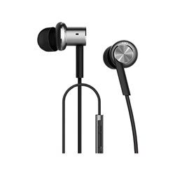 Hands Free Stereo Xiaomi Mi In-Ear Headphones Pro 3.5mm QTER01JY Ασημί