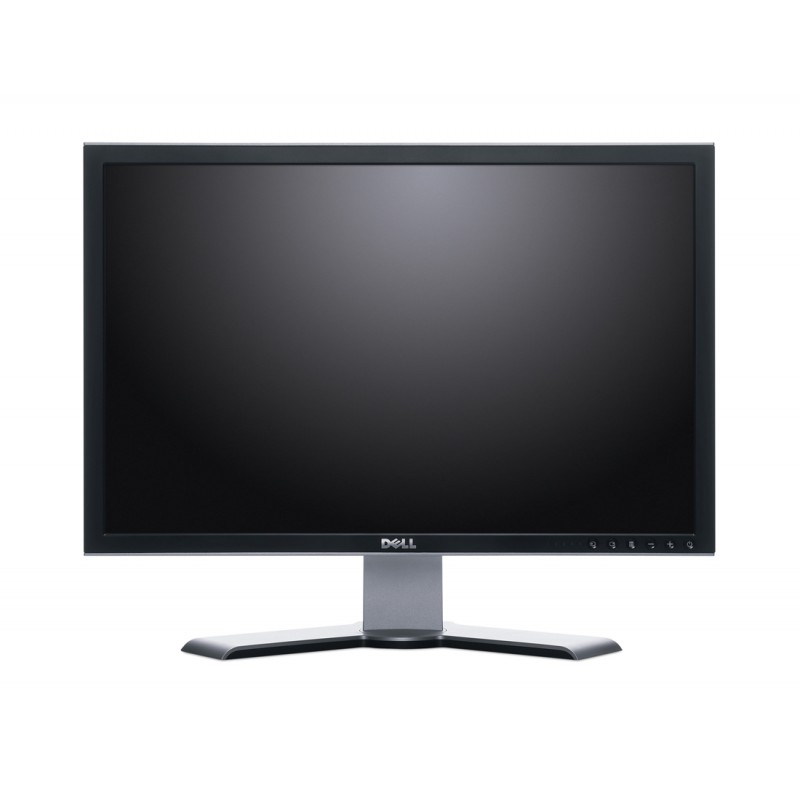 """DELL used οθόνη 2407WFP LCD, 24"""" 1920 x 1200, VGA/DVI-D, FQ"""