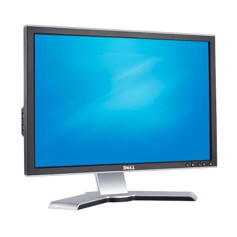"""DELL used οθόνη LCD 2208WF, 22"""" 1680 x 1050, VGA/DVI-D, SQ"""