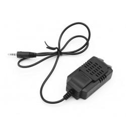 SONOFF Aισθητήρας θερμοκρασίας και υγρασίας SI7021, WiFi, 2.5mm, μαύρο