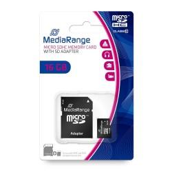 MediaRange Micro SDHC Class...
