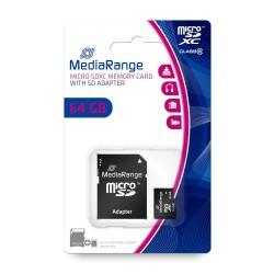 MediaRange Micro SDXC Class...
