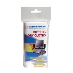 ESPERANZA Dust Free Dry Cloth 24τμχ