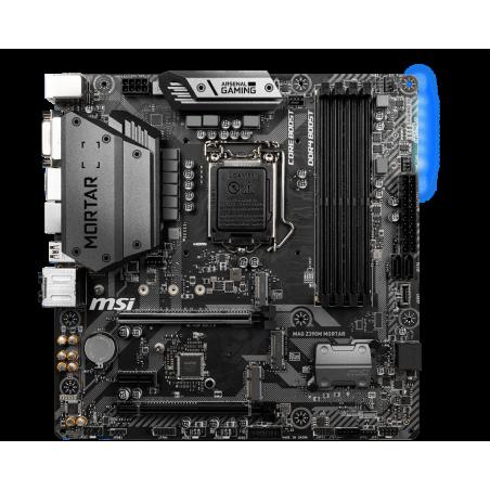 MSI MAG Z390M MORTAL