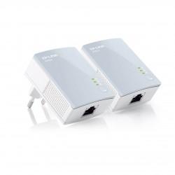 TP-LINK Powerline Nano Adapter Starter Kit AV600 (TL-PA411KIT) (TPTL-PA411KIT)