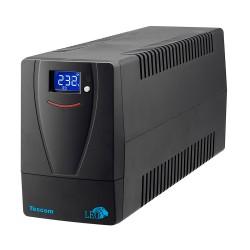Tescom LCD 650VA UPS Line...