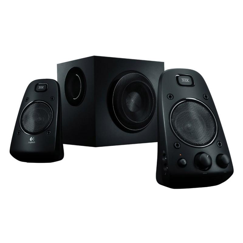 Logitech Z623 2.1 Speakers (Black) (980-000403) (LOGZ623)