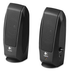 Logitech S120 2.0 Speaker System (Black) (LOGS120)