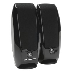 Logitech S150 2.0 Digital USB Speaker System (Black) (LOGS150)