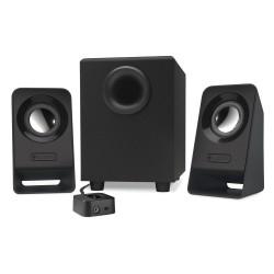Logitech Z213 2.1 Speakers (BLACK) (LOGZ213)