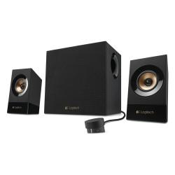 Logitech Z533 2.1 Speaker System (Black) (LOGZ533)