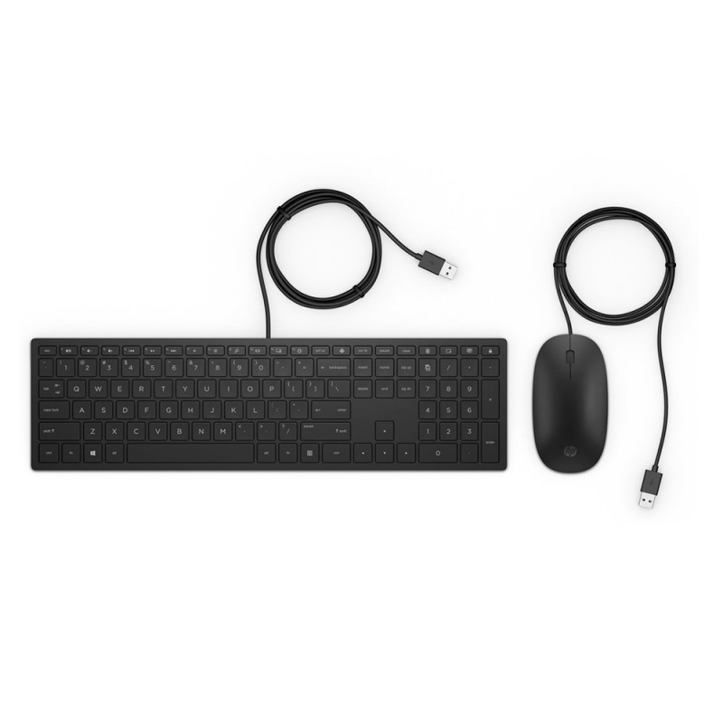 HP Pavilion Wired Keyboard and Mouse 400