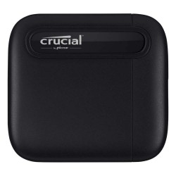 Crucial portable SSD X6 2TB...