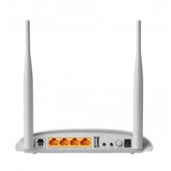 TP-LINK TD-W9970 300Mbps Wi-Fi VDSL/ADSL Modem Router, Broadcom, 802.11b/g/n