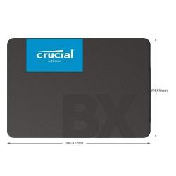 Crucial SSD 240 GB BX500...