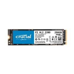 Crucial SSD P2 250GB 3D...