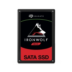 Seagate SSD IronWolf NAS...