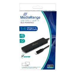 MediaRange USB Type-C™ to...