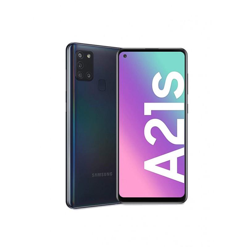 Samsung Galaxy SM-A217F A21s 6.5'' 64GB/4GB Blue 48MP Quad Camera