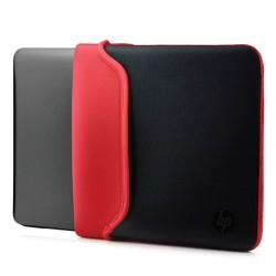HP 15.6 Blk/Red Chroma Sleeve