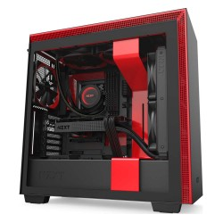 NZXT H710 Window Red...