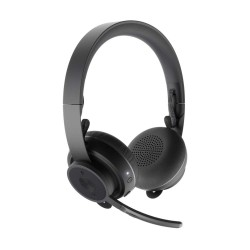 Headset Logitech Zone Wired...