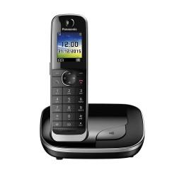 Ασύρματο Τηλέφωνο Panasonic KX-TGJ310GB Black (KX-TGJ310GB) (PANKX-TGJ310GB)