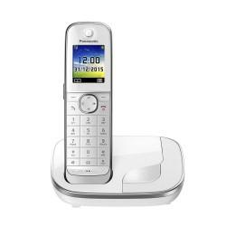 Ασύρματο Τηλέφωνο Panasonic KX-TGJ310GW White KX-TGJ310GW) (PANKX-TGJ310GW)