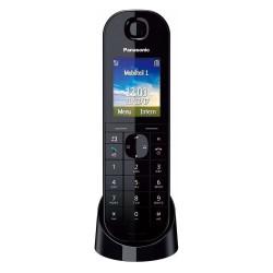 Ασύρματο Τηλέφωνο Panasonic KX-TGQ400GB Black (KX-TGQ400GB) (PANKX-TGQ400GB)