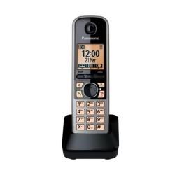 Ασύρματο Τηλέφωνο Panasonic KX-TG6723GB Black (KX-TG6723GB) (PANKX-TG6723GB)