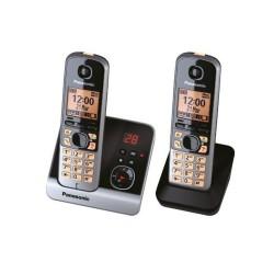 Ασύρματο Τηλέφωνο Panasonic KX-TG6722GB (KX-TG6722GB) (PANKX-TG6722GB)