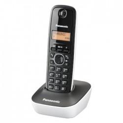 Ασύρματο Τηλέφωνο Panasonic KX-TG1611GRW Black-White (KX-TG1611GRW) (PANKXTG1611GRW)
