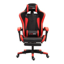 Καρέκλα Gaming με Υποπόδιο...