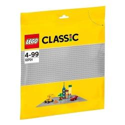 Lego Grey Baseplate (10701)...