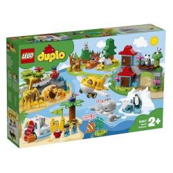 Lego Duplo: World Animals...