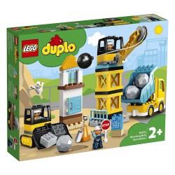 Lego Duplo: Wrecking Ball...
