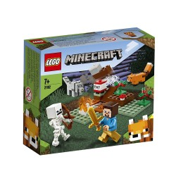 Lego Minecraft: The Taiga...
