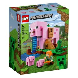 Lego Minecraft: The Pig...