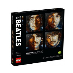 Lego Art The Beatles...